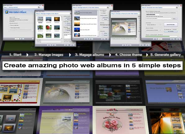 Web Gallery Wizard